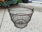FREE SHIPPING! Vintage Clam Basket, 15
