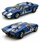 SHELBY COLLECTIBLES 1 18 1966 FORD GT 40 MK II 2 DIECAST CAR 401BL