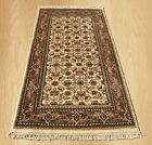VGDY Hand Knotted Vintage Indo Wool Area Rug 5 x 2 FT (4298)