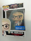 FUNKO POP Suicide Squad #137 Dr. Harleen Walmart Exclusive with Protector case