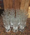 15 Small Vintage Ice Cream Parlor/Soda Fountain Glasses Sundae,Parfait,Pudding