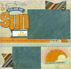 You Are My Sunshine Premade Scrapbook Page