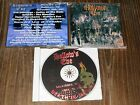 HALLOWS EVE death in effect LIVE Baltimore MD 85+Swizzles York 86 RARE CD OMERTA