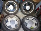 BORBETS 215 45 16 75J H2 245 45 16 9J H2 wheel and tyres