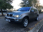 BMW X5 3.0D COMFORT 2005 LHD LEFT HAND DRIVE AUTO amazing Condition Must see