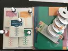 Stampin Up 2016 2018 IN COLOR Ink Pad Marker Refill Cardstock Ribbon LOT