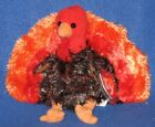 TY LEFTOVERS the TURKEY BEANIE BABY - MINT with MINT TAG