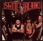 Switchblade - Switchblade Serenade CD 1st US press motorhead the four horsemen