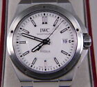 IWC White Mens Automatic Ingenieur IW323904