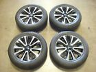 18 2017 18 Subaru FORESTER XT Wheels RIMS OEM Factory TIRES Touring Outback