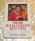 From Julia Childs Kitchen signed by Julia