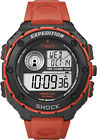 Timex Men's Expedition Vibe Shock 200m Black Resin Gray Dial Watch T49984