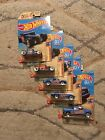 HOT WHEELS Chevy Trucks 100 YEARS Complete set of 8 3 other whole sets b g car