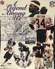 Walter Payton Football Cards, Rookie Card and Autograph Memorabilia Guide 62