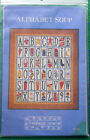 Quilt Pattern Alphabet Soup by Cabbage Rose