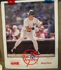 Vintage Yankee Poster Picture Don Mattingly Baseball Sports Graphic Concepts NY