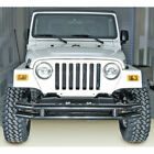 3 Inch Double Tube Bumper 76 06 CJ  Wrangler