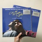 Call Me By Your Name (OST) Limited BLUE & PEACH Vinyl Brand New & Unopened