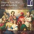 CLASSICAL V.A.-SONGS OF LOVE. WAR. AND MELANCHOLY-JA From japan
