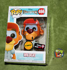 Funko POP! Wildcat Grease Chase Figure + Button GameStop Exclusive #466 Talespin