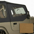 Upper Soft Door Kit, Spice, 88-95 Wrangler YJ