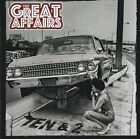 THE GREAT AFFAIRS - TEN & 2 (NEW-CD, 2018, Kivel Records)