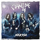 Cyanide 4 - Nekyia [CD New] For fans of Vain, Ratt and Motley Crue.
