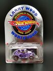 Hot Wheels 2004 Larry Wood World Tour Car VW BUG Beetle Yokohama JAPAN sticker