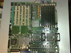 Supermicro X7DB8 X LGA 771 motherboard bent cpu socket pins