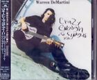 Warren DeMartini ‎– Crazy Enough To Sing To You  Brand New Cd  Japan