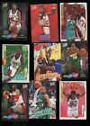 1996-97 Fleer Ultra Lot of 50 cards including Ray Allen Gold Medallion ROOKIE