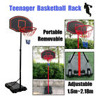 Portable Hoop Backboard Youth Basketball Court Goal Hoop Pool Indoor Adjustable
