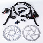 Shimano MT200 Brake Bicycle Bike MTB Hydraulic Disc Brake Set HS1 G3 Optional
