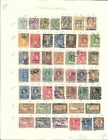 Thailand Collection of 291 dif on dealer approval sheets