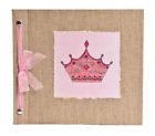 Hugs and Kisses XO LITTLE PRINCESS Baby Memory Book from Birth to 5 Years