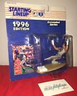 Moises Alou-Starting Lineup-1996 Montreal Expos Baseball MOC Extended Series New