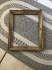 Vintage Large Gold Ornate Wood/Plaster?  Frame  24 X 20.   20 X 16