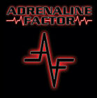 Adrenaline Factor - S/t, NEW CD Dangerous Toys, Dirty Looks, Broken Teeth member