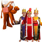 CHILD CAMEL PICK ME UP COSTUME WISE MEN KING NATIVITY CHRISTMAS XMAS FANCY DRESS