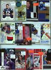 HUGE 1,000 CARD PATCH AUTO #'D JERSEY ROOKIE INSERT SPORTS CARD COLLECTION LOT $