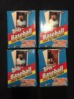 QTY 4 1992 Topps Unopened Box Baseball Cards 36 Wax packs New Rookie HOF