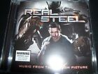 Real Steel (Music From The Motion Picture) Soundtrack CD – New (Not Sealed)
