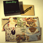 GREEN DAY - 7 X CD SINGLES BOX SET & KEYRING - JAPANESE IMPORT - RARE JAPAN L@@K