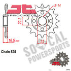 JT Sprockets Front Ducati 1000 Sportclassic GT Touring 09 JTF741.15