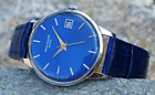 STUNNING AUTHENTIC SOLID 18K GOLD GENTS PATEK PHILIPPE DIAL MARRIAGE WATCH