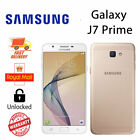 New Samsung Galaxy J7 Prime Unlocked Android Smartphone 32GB Gold