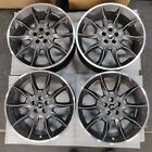 SET OF 4 JAGUAR XF XFR DRACO 20 WHEELS RIMS OEM 20X85 XK XJ R XJL 20X85 59888