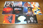 Mausoleum cd's  Killer, Crossfire, Blacklace, Warhead,Wildfire,Witchfynde SEALED