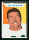 1965 Topps Football Cards 10