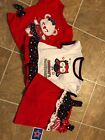 Baby Girl 3 6 Month Shirt Lot NWT